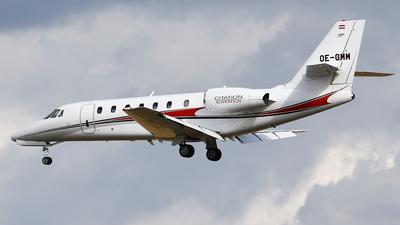 OE-GMM - Cessna 680 Citation Sovereign - JetAlliance