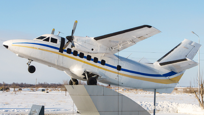 UN-67407 - Let L-410UVP Turbolet - Zhezkazgan Air