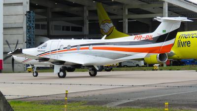 PR-PIL - Pilatus PC-12/47E - Private