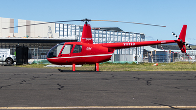 A picture of VHYZD - Robinson R44 - [2229] - © Clinton_vern