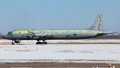 RF-75333 - Ilyushin IL-38 May - Russia - Navy