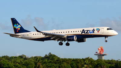 PR-AUO - Embraer 190-200IGW - Azul Linhas Aéreas Brasileiras