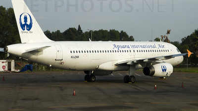 A picture of XUZAB - Airbus A320231 - [0476] - © Tamas Vekony