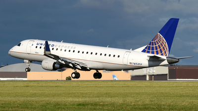 N153SY - Embraer 170-200LR - United Express (SkyWest Airlines)