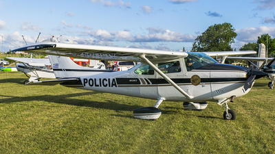 CX-BKW - Cessna 182Q Skylane II - Private