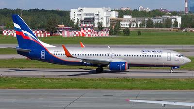 A picture of VQBVU - Boeing 7378LJ - Rossiya - © Ivan Goreza