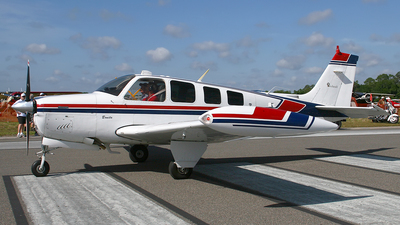 N6650M - Beechcraft A36 Bonanza - Private