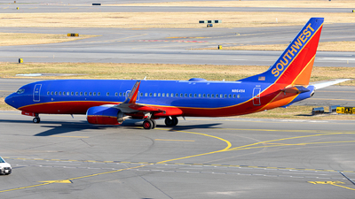 A picture of N8649A - Boeing 7378H4 - Southwest Airlines - © OCFLT_OMGcat