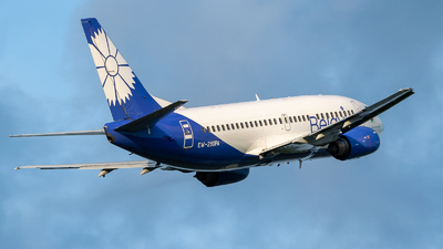 A picture of EW290PA - Boeing 7375Q8 - Belavia - © Dmitry Molokovich