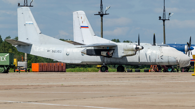 RF-56300 - Antonov An-26 - Russia - Ministry of Interior