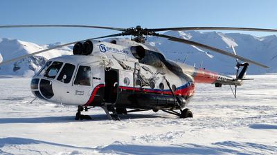 RA-22712 - Mil Mi-8T Hip - Vityaz-Aero