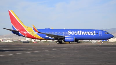 N8691A - Boeing 737-8H4 - Southwest Airlines