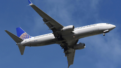 A picture of N17245 - Boeing 737824 - United Airlines - © DJ Reed - OPShots Photo Team