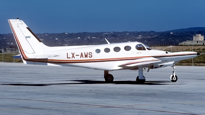 LX-AWS - Cessna 340A - Private