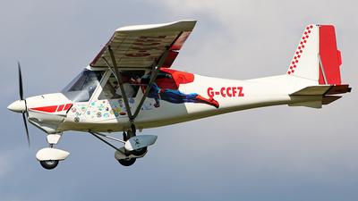 G-CCFZ - Ikarus C-42 - Private
