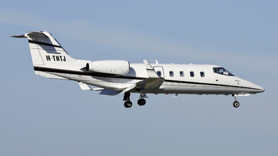 M-TNTJ - Bombardier Learjet 55 - TNT Airways