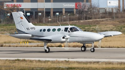 EC-FFD - Cessna 421B Golden Eagle - Private