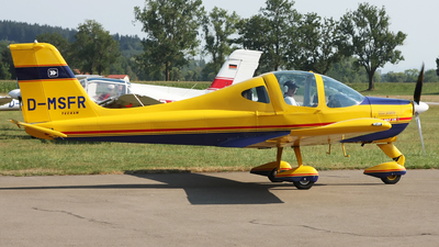 D-MSFR - Tecnam P96 Golf 100 - Private