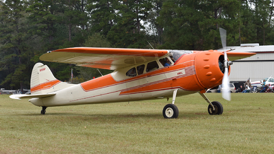 N189P - Cessna 195 - Private