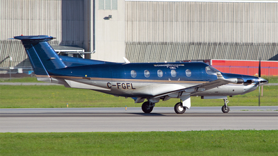 C-FGFL - Pilatus PC-12/45 - Chrono Aviation