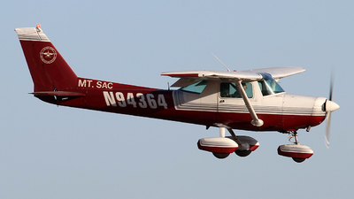 A picture of N94364 - Cessna 152 - [15285655] - © Jeremy D. Dando