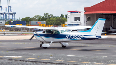 N736DP - Cessna R172K Hawk XP - Private