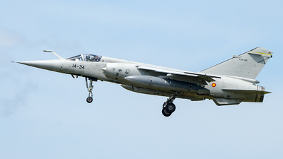 C.14-60 - Dassault Mirage F1M - Spain - Air Force