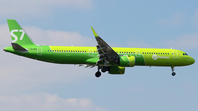 VQ-BGU - Airbus A321-271N - S7 Airlines