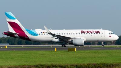 D-AEWJ - Airbus A320-214 - Eurowings