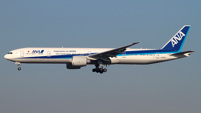 JA792A - Boeing 777-381ER - All Nippon Airways (ANA)