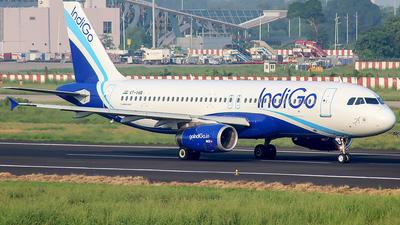A picture of VTIHR - Airbus A320232 - IndiGo - © Nimalan