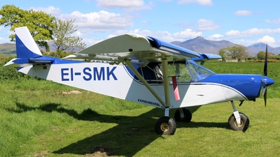 EI-SMK - Zenair STOL CH 701 - Private
