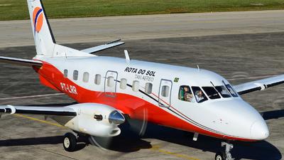PT-LRR - Embraer EMB-110P1 Bandeirante - Rota do Sol Táxi Aéreo