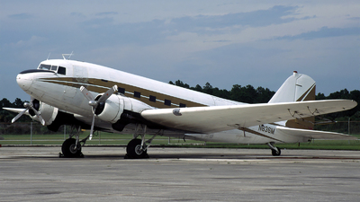 N836M - Douglas DC-3 - United States - Lee County Mosquito Control District