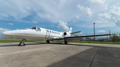 N139JA - Cessna 550B Citation Bravo - Private