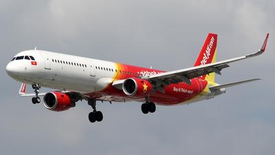 VN-A535 - Airbus A321-211 - VietJet Air