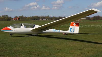 OO-YEJ - Grob G103 Twin Astir II - Zweefvliegclub Albatros