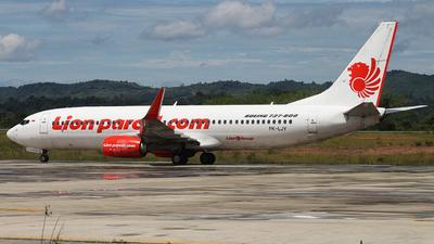 A picture of PKLJY - Boeing 7378GP - Lion Air - © Astrid Rian R
