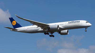 A picture of DAIXG - Airbus A350941 - Lufthansa - © Sebastian Thiel