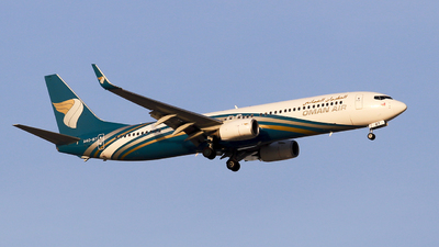 A picture of A4OBT - Boeing 73791M(ER) - Oman Air - © Oleksiy Naumov