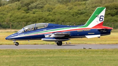 MM55052 - Aermacchi MB-339PAN - Italy - Air Force