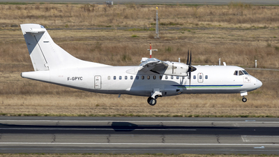 F-GPYC - ATR 42-500 - HOP! for Air France