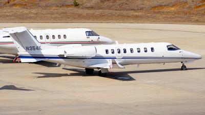 N354K - Bombardier Learjet 45 - Private