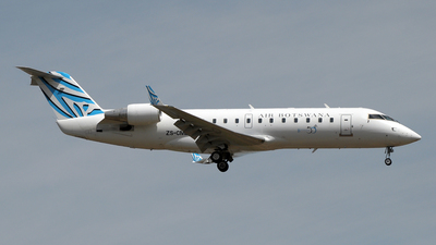 ZS-CME - Bombardier CRJ-100ER - Air Botswana (CemAir)