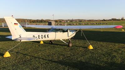 D-EOKK - Cessna 152 - Flugschule Jesenwang