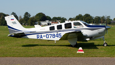 RA-07845 - Beechcraft G36 Bonanza - Private