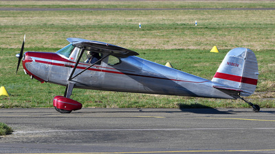 N1863V - Cessna 140 - Private