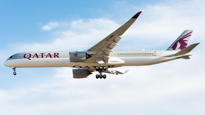 A7-ANS - Airbus A350-1041 - Qatar Airways