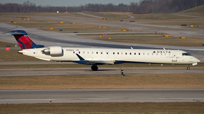 N135EV - Bombardier CRJ-900ER - Delta Connection (Endeavor Air)