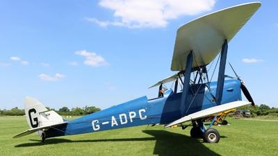 G-ADPC - De Havilland DH-82A Tiger Moth - Private